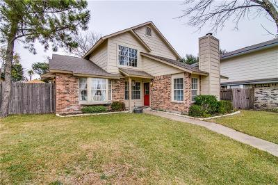 Rowlett Single Family Home Active Option Contract: 2801 David Drive