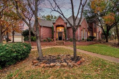 Keller Single Family Home For Sale: 1101 Driftwood Court