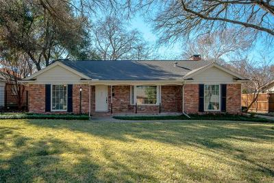 Richardson Single Family Home For Sale: 831 Ridgedale Drive