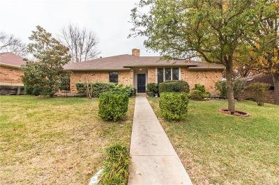 Rockwall Single Family Home For Sale: 603 Lake Meadows Drive