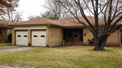 Dallas Single Family Home For Sale: 8619 Reva Street
