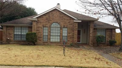Single Family Home For Sale: 4806 Orchard Drive