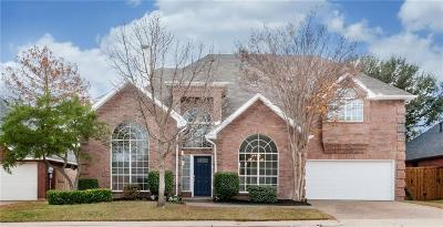 McKinney Single Family Home For Sale: 5301 Quail Creek Drive