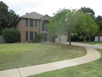 Hurst Single Family Home For Sale: 401 Parkview Court