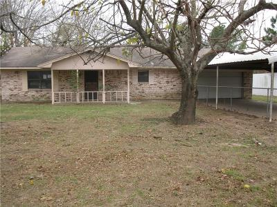 Mabank Single Family Home For Sale: 550 Vz County Road 2430