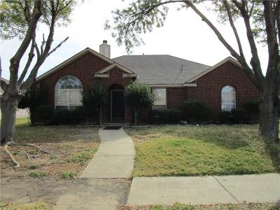 Rowlett Single Family Home For Sale: 7410 Danridge Road