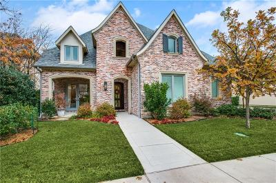 Dallas Single Family Home For Sale: 9 Collinway Place