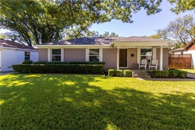 Single Family Home For Sale: 9855 Williamsburg Road