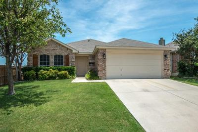 Fort Worth TX Single Family Home Active Option Contract: $185,000