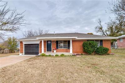 Prosper Single Family Home Active Option Contract: 201 E 5th Street