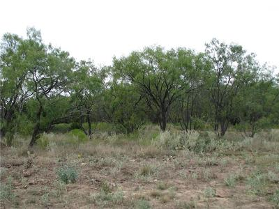 Stephens County Farm & Ranch For Sale: Tbd Highway 1852