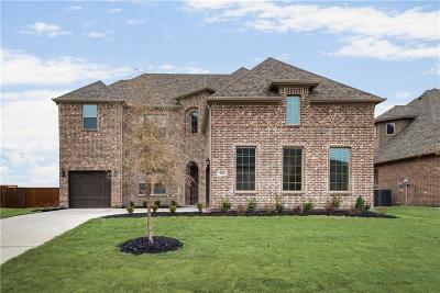 Celina Single Family Home For Sale: 4004 Sappa Creek Street