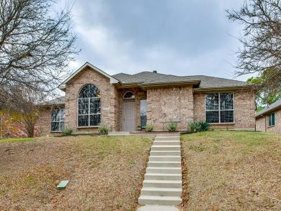 Lewisville Single Family Home For Sale: 1538 Steamboat Trail
