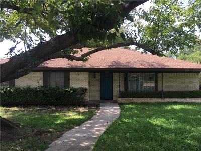Farmers Branch Residential Lease For Lease: 2821 Selma Lane