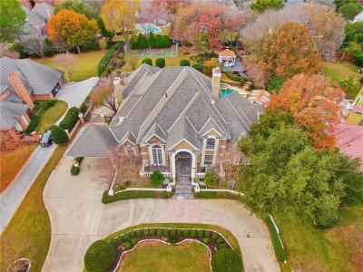 Colleyville Single Family Home For Sale: 4704 Cresthaven Drive