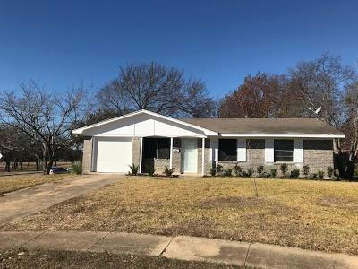 Mesquite Single Family Home For Sale: 2434 Sue Circle
