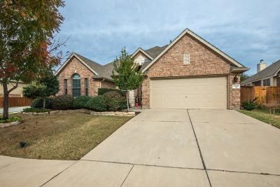 Fort Worth TX Single Family Home Active Option Contract: $289,900