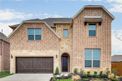 Little Elm Single Family Home For Sale: 1433 Torrent Drive