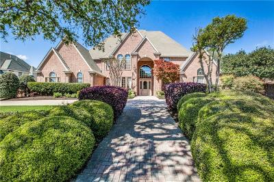 Colleyville Single Family Home For Sale: 4814 Cranbrook Drive E