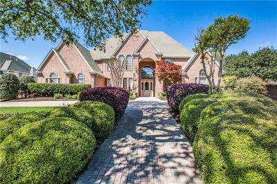 Tarrant County Single Family Home For Sale: 4814 Cranbrook Drive E