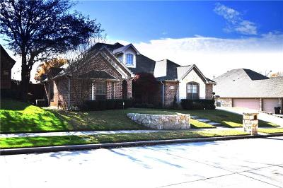 North Richland Hills Single Family Home For Sale: 7908 Shady Oaks Drive