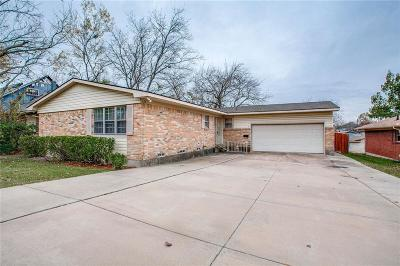 Mesquite Single Family Home For Sale: 113 Clary Drive