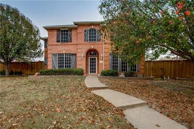 Mesquite Single Family Home For Sale: 3201 Lochwood Drive