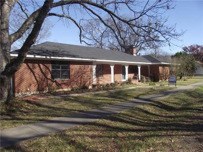 Pilot Point Single Family Home For Sale: 328 S Church Street