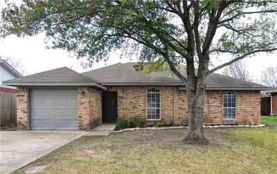 Princeton Single Family Home For Sale: 900 Prairie Creek Drive