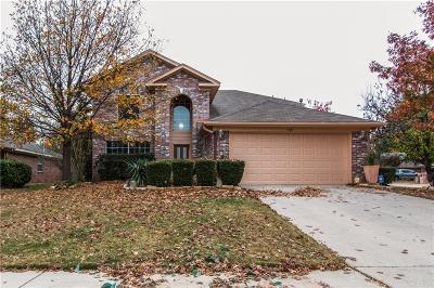 Lake Dallas Single Family Home For Sale: 749 Thousand Oaks Drive