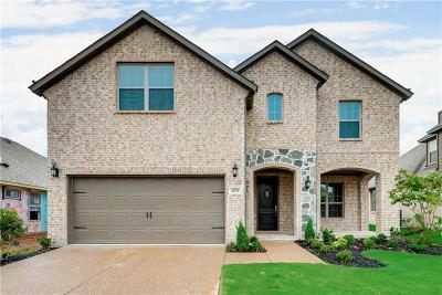 Prosper Single Family Home For Sale: 16713 White Rock Boulevard