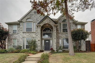 Carrollton Single Family Home Active Option Contract: 1106 Elk Trail