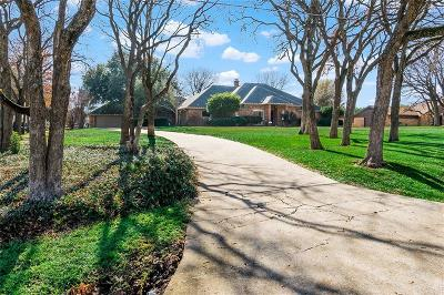 Flower Mound Single Family Home For Sale: 6415 Meadowcrest Lane