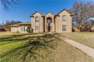 Aledo Single Family Home For Sale: 102 Royal Oak Drive