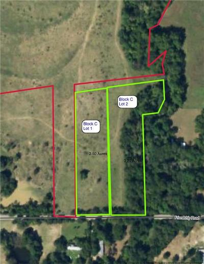 Weatherford Farm & Ranch For Sale: Tbd Friendship Road