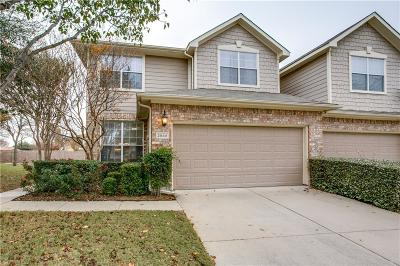 Plano Townhouse For Sale: 2949 Jowett Drive