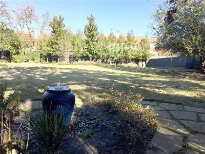 Dallas Residential Lots & Land Active Option Contract: 6223 Lupton Drive