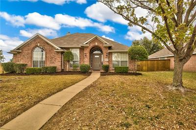 Plano Single Family Home For Sale: 6412 Townsend Lane