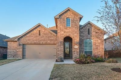McKinney Single Family Home Active Option Contract: 5604 Pinewood Drive