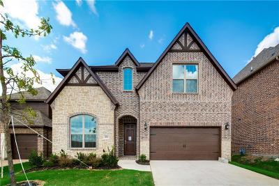 McKinney Single Family Home For Sale: 5937 Marigold Drive