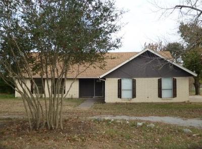 Springtown Single Family Home For Sale: 700 N Avenue E
