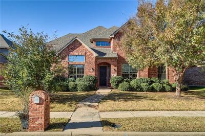 Frisco Single Family Home For Sale: 11633 Estacado Drive