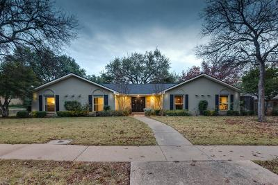 Single Family Home For Sale: 4216 Shady Bend Drive