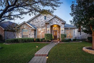 Frisco Single Family Home Active Option Contract: 2556 Campfire Lane