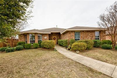 Frisco Single Family Home For Sale: 4131 Parterre Drive