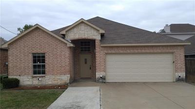 Rockwall Single Family Home For Sale: 945 Lakeside Drive
