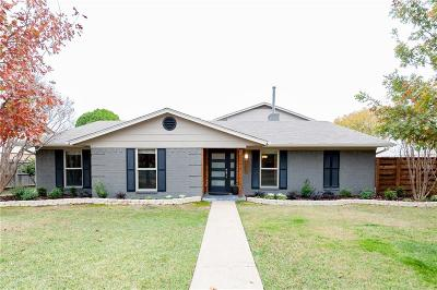 Richardson Single Family Home For Sale: 1102 Bridle Drive