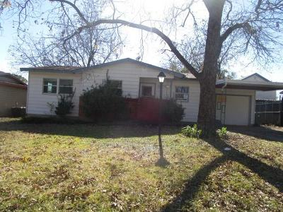 Hurst, Euless, Bedford Single Family Home Active Contingent: 229 Oak Drive W