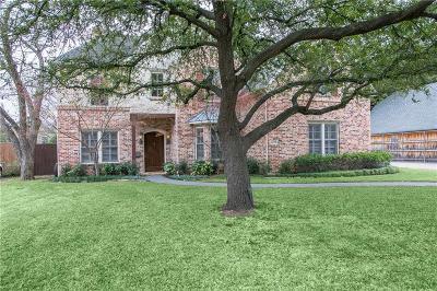 Dallas Single Family Home For Sale: 6122 Tulip Lane