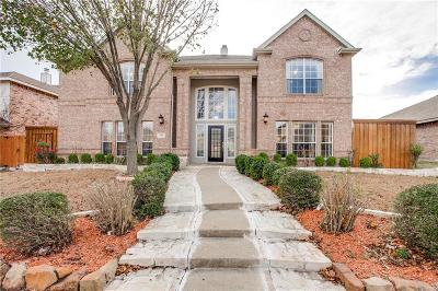 Rockwall Single Family Home For Sale: 605 Norwood Drive